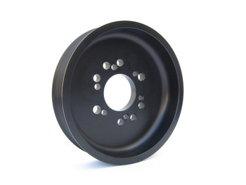 """10-Rib, 7"""" Diameter Crank Pulley - Vortech Superchargers 4MA018-051"""