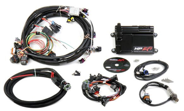 holley efi 550 602 hp efi ecu harness kit rh lsxceleration com Fuel Injection Wiring Harness LS3 Wiring Harness