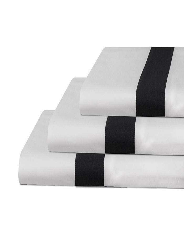 ... Shown Here Are Our Luxury Ava Percale Flat Sheets. Ava Is Produced In  Italy ...