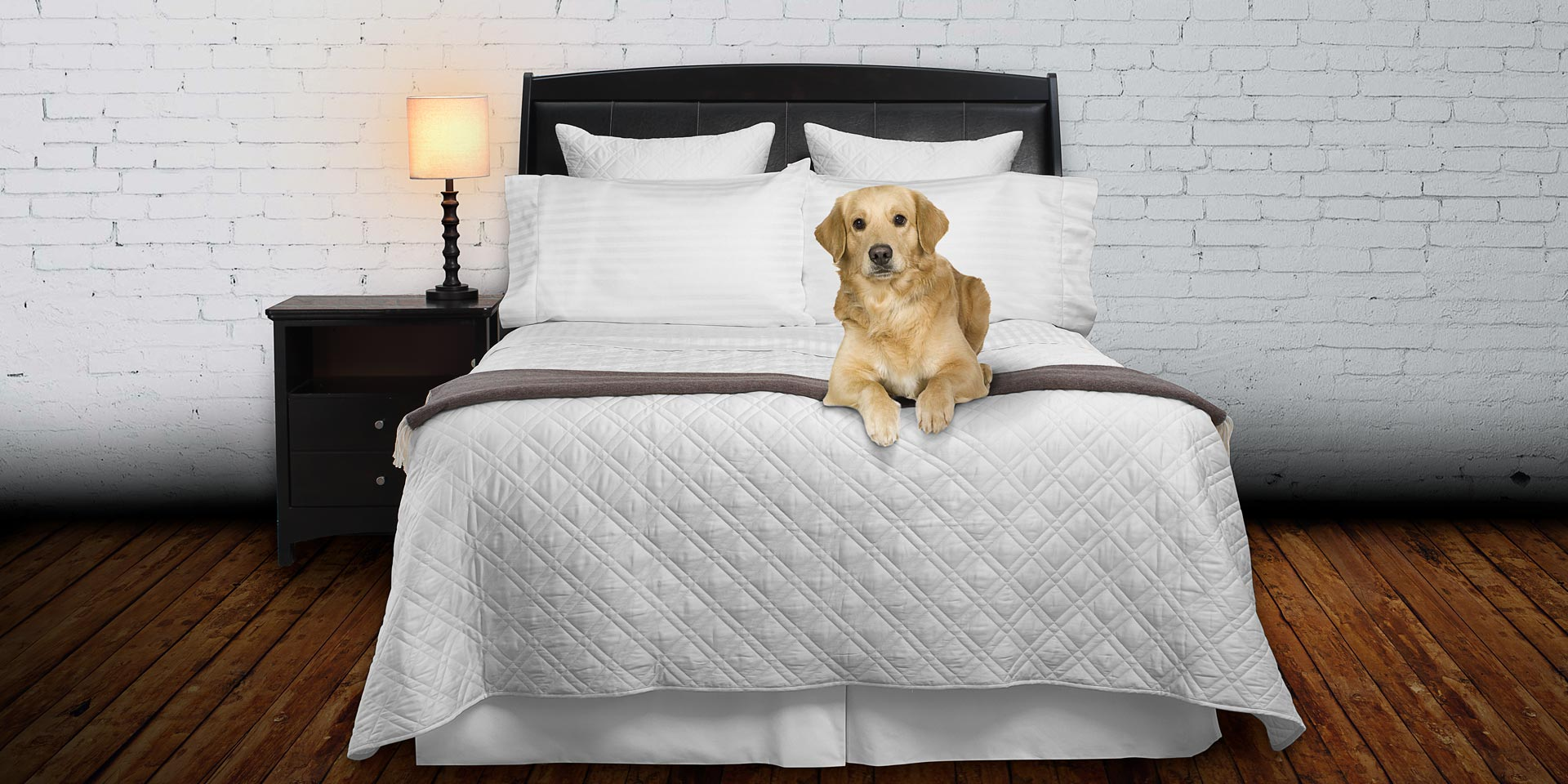 Sleep in the finest luxury Italian bed linens & sheets