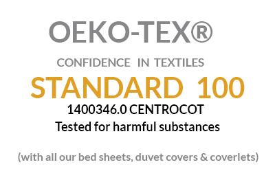 OEKO Textile Certificate for harmful substances