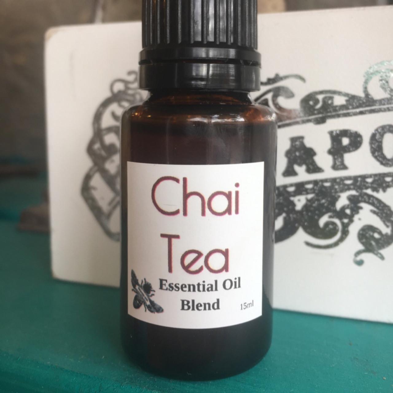 Chai Tea Essential Oil Blend. Make counter spray, Car Spray, or diffuse