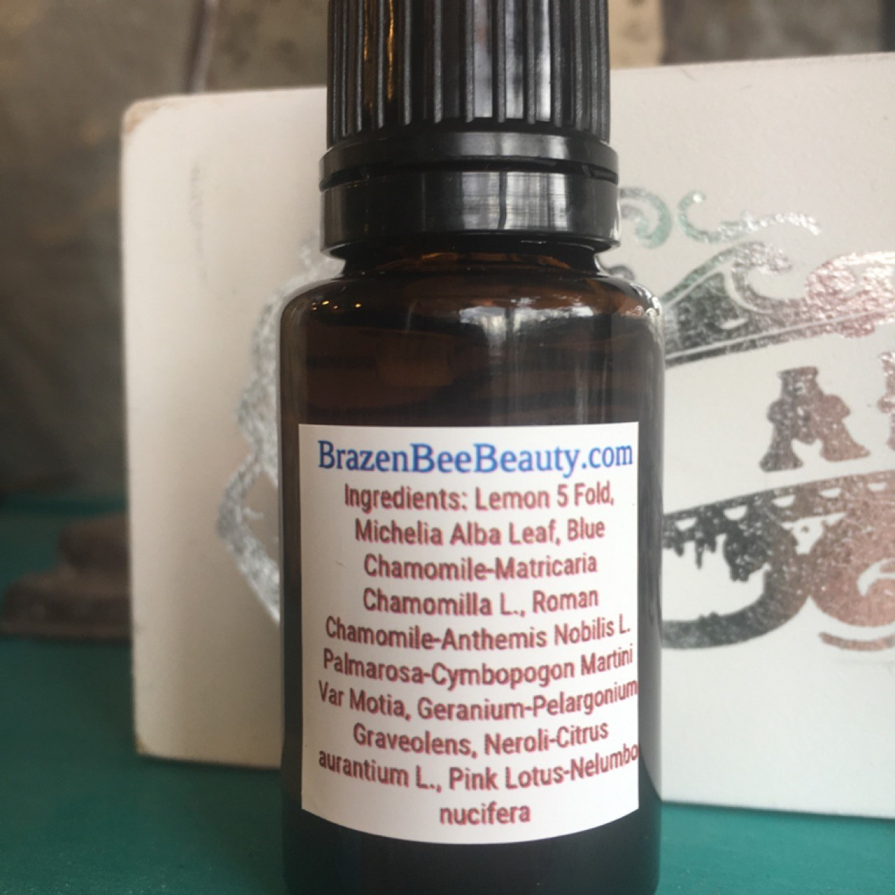 Blossom Essential Oil Blend: Our Blossom blend is not an overpoweringly sweet blend. It is a beautiful spring scent with some aromas of sweet blooms, but also the fresh smell of lemon and michelia alba bring the top notes a sense of clarity.