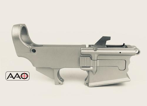 80 ar9 s w 9mm m p magazine w lrbho finger groove ar15 based