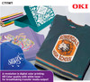 OKI 711WT Digital Colour Printer ( PRINT WHITE - NO WEEDING)