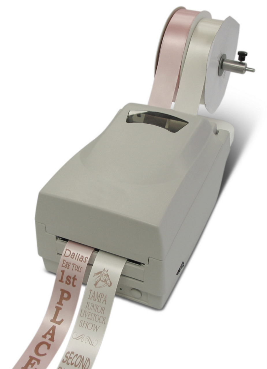 Ribbon Printer Rp 9715 Clearance Demo Transfer Paper
