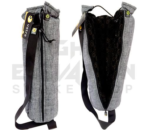 "Vatra 18"" Brand New Gray Waterpipe Pipe Case Tube Bag"