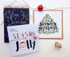 Multipack Of 12 Christmas Greetings Cards