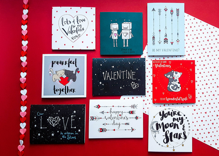 Valentines Cards They'll Love You For!