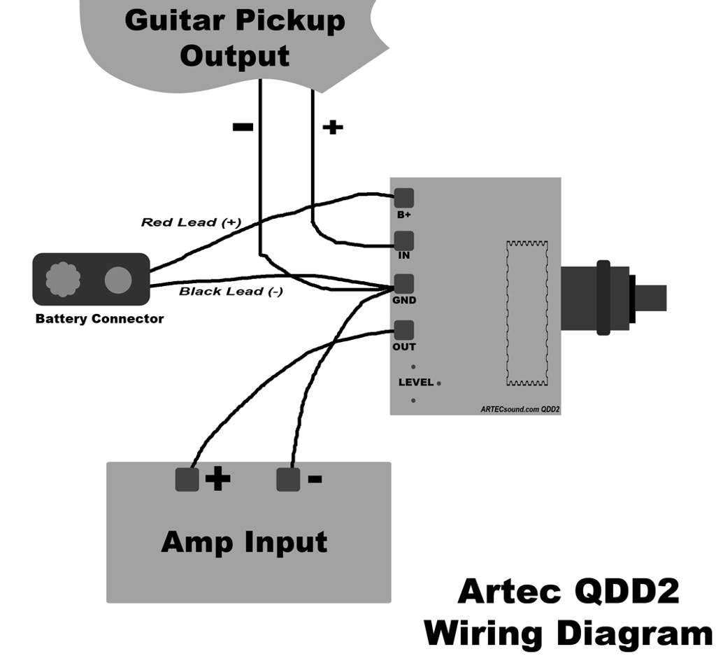 Emerson Guitar Overdrive Wiring Diagram Books Of Danelectro Psycho Knob Board Internal Distortion Boost