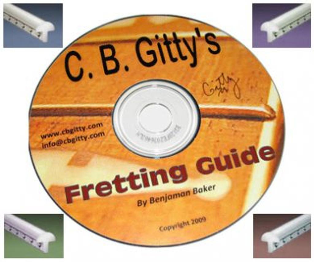 Cigar Box Guitar Fretting Starter Kit