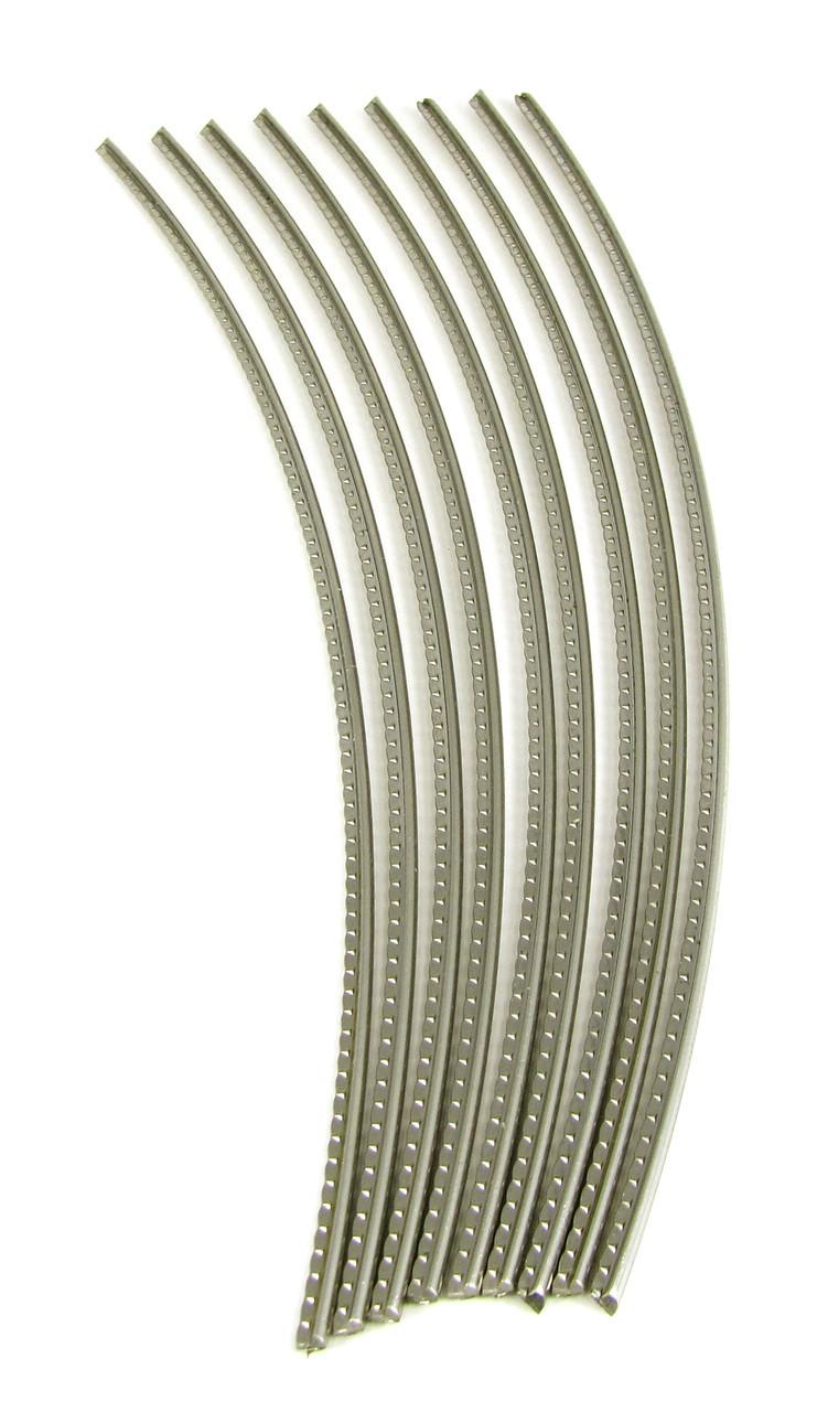 Jescar Super Jumbo Nickel Silver Fret Wire 6 Ft C B Gitty A Wiring Harness