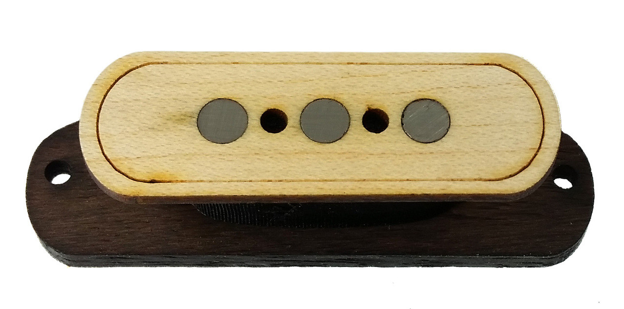 Electric Delta 3 Pole Cigar Box Guitar Pickup By Foundry Help Wiring For A Single Pick Up And Volume Photos Tone