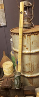 Fully-fretted Diatonic One-String Canjo Neck - Just add your own can and hardware!