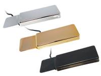 """Juke Shack"" Humbucker Pickups - Choose Chrome, Gold or Black"