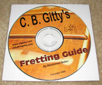 Fretting Guide - Shipped CD