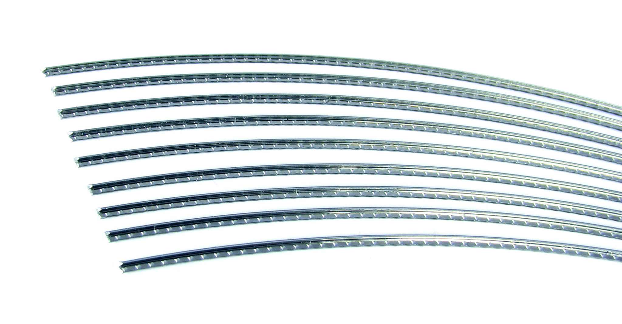 Jescar Medium/Low Stainless Steel Fret Wire (6 ft) - C. B. Gitty ...