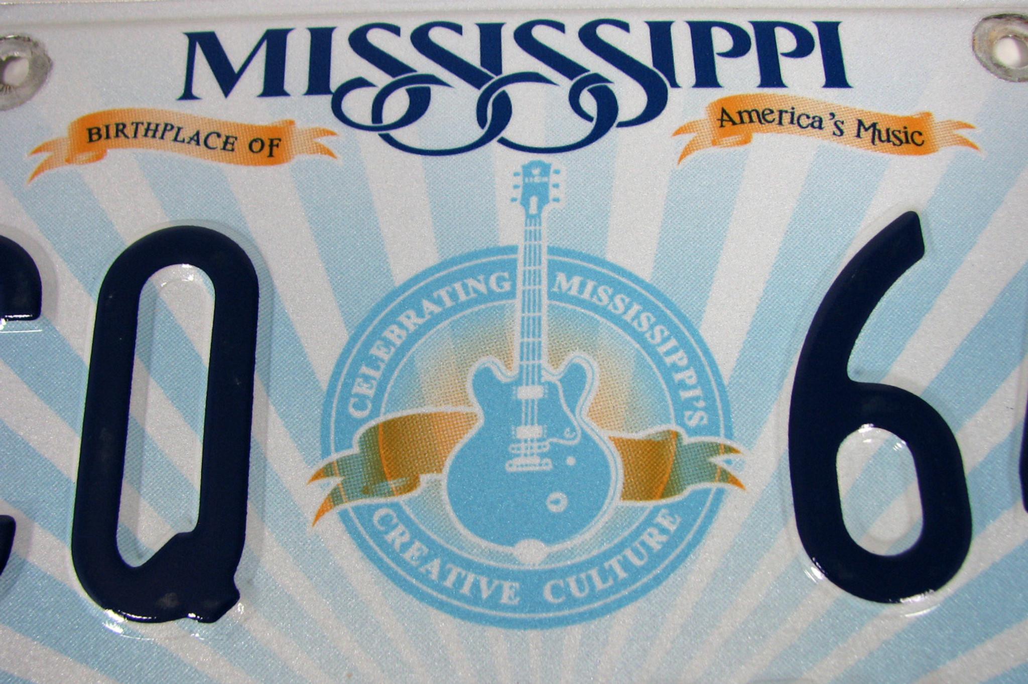 Pair of Mississippi Guitar \