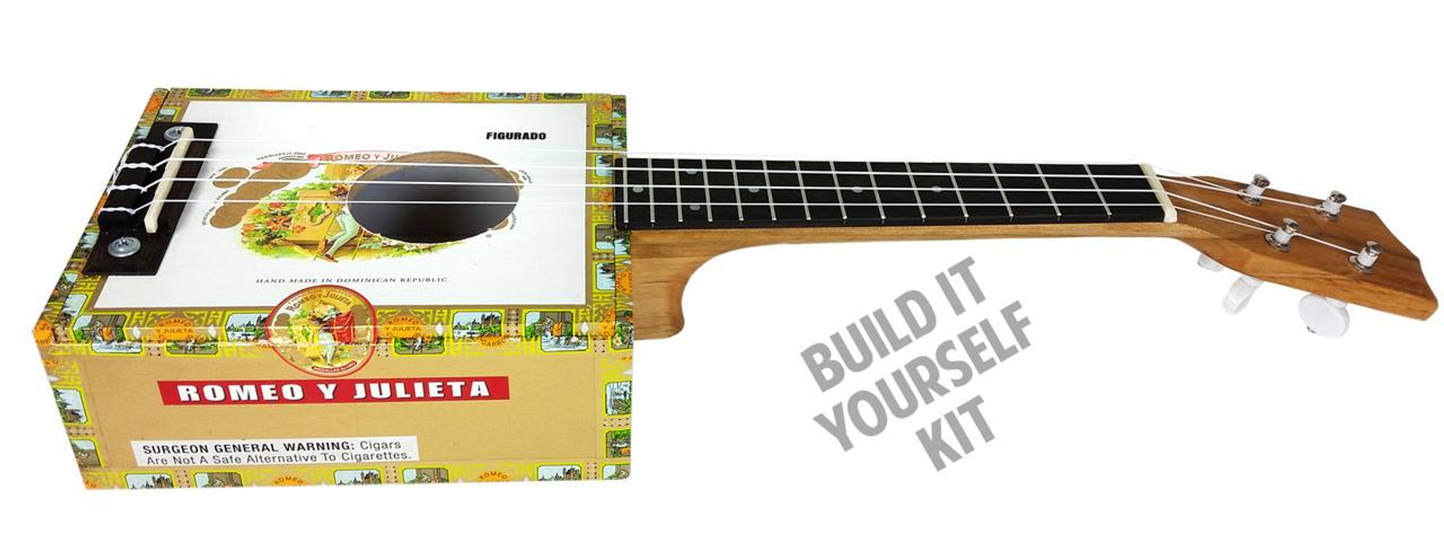 Cigar box ukulele diy kit everything included download cigar box ukulele diy kit everything included download instructions for free solutioingenieria Images