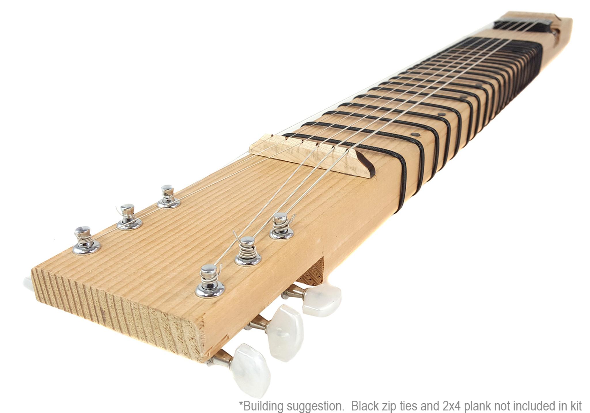 2x4 lap steel guitar kit the diy slide guitar you supply the 2x4 2x4 lap steel guitar kit the diy slide guitar you supply the 2x4 solutioingenieria Gallery