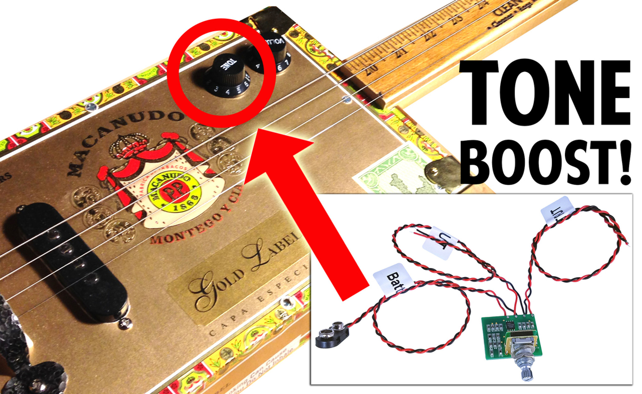Sound Boost Guitar Wiring Diagram Trusted For Tone Control Distiller Pre Wired Active Knob Or Electric Bass Diagrams
