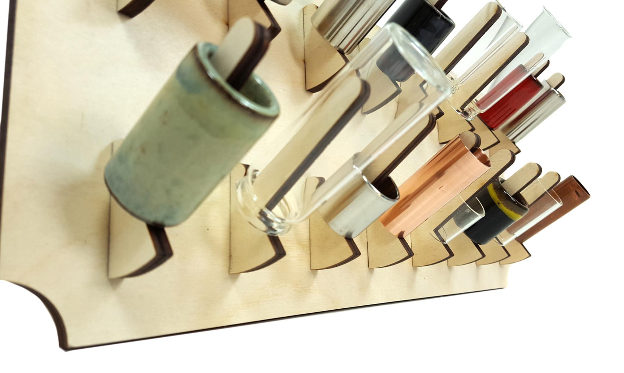 Wall-mount Guitar Slide Display Rack Kit - Easy to Assemble ...