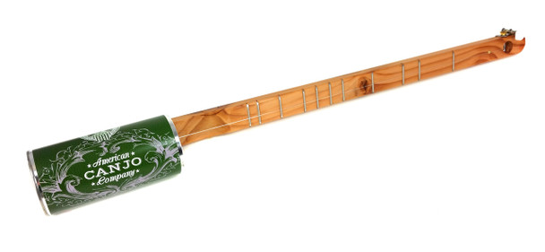 """""""Old Faithful"""" One-String Acoustic Canjo by The American Canjo Company"""