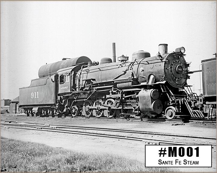 M001 Sante Fe Steam Box Design