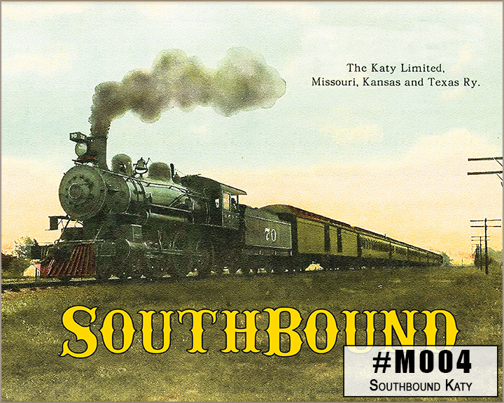 M004 Southbound Katy Box Design