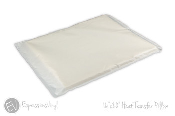 "Heat Transfer Pillow - 16""x20"""