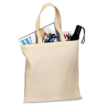 Basic Carryall Tote - Natural