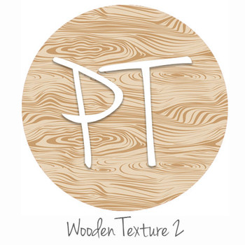 "12""x12"" Patterned Heat Transfer Vinyl - Wooden Texture 2"