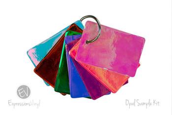 Opal Vinyl - Color Sample Kit