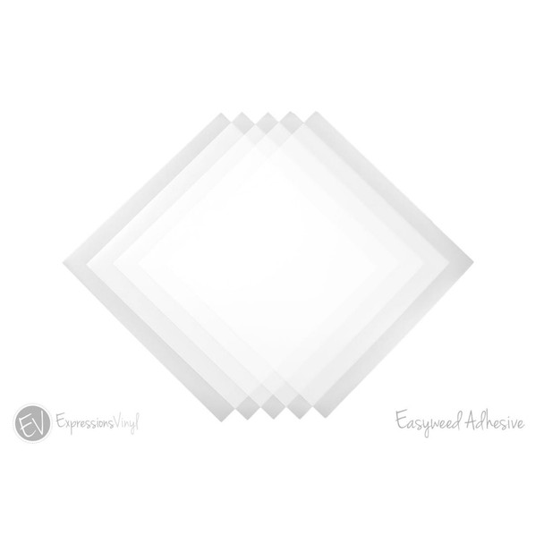 "EasyWeed Adhesive 12""x12"" Sheets"