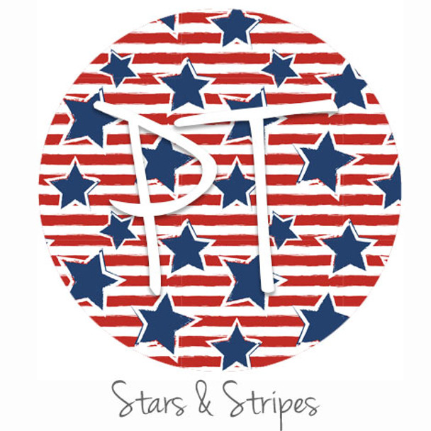 Stars & Stripes - HTV Pack *Limited Edition*