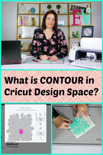 What is Contour in Cricut Design Space?