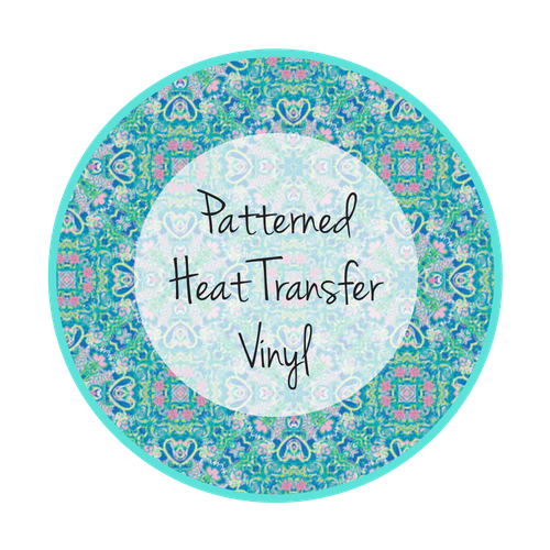 Patterned Heat Transfer Vinyl