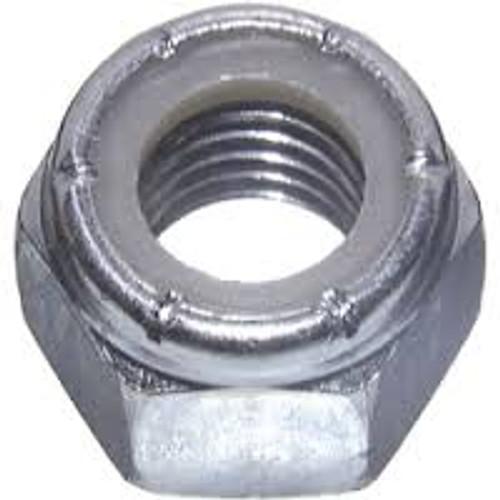 1/2 Stainless Steel Nylon Lock Nut