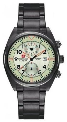 Swiss Military Hanowa AIRBOURNE Men's Chronograph Watch - 6-5227.30.002