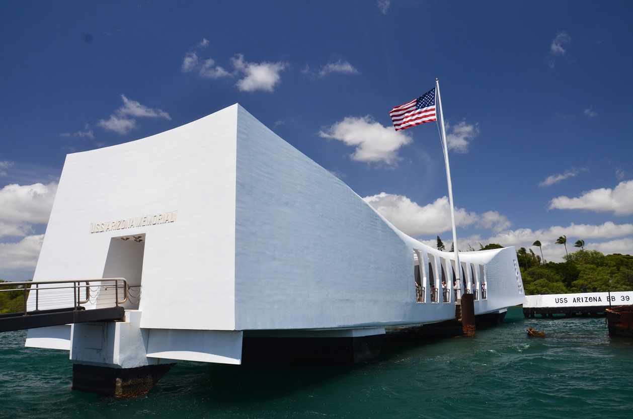 Dec. 7th: Commemorating the Bombings at Pearl Harbor