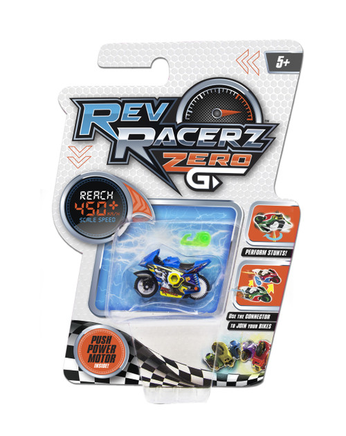 REV RACERZ ZERO G SINGLE PACK