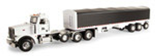 BIG FARM PETERBILT 367 GRAIN TRUCK 1:16