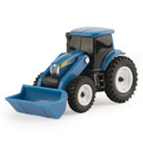 NH TRACTOR WITH LOADER