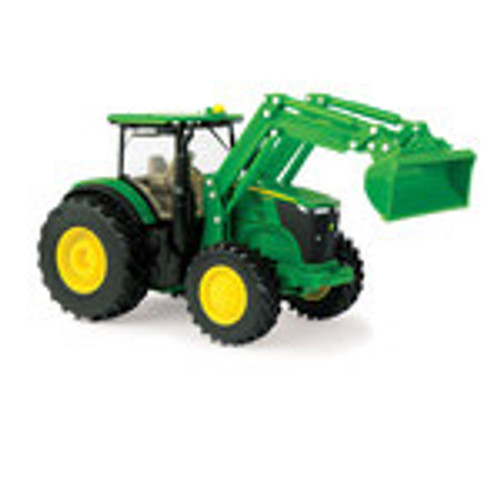 JOHN DEERE TRACTOR WITH LOADER 1:32 SCALE