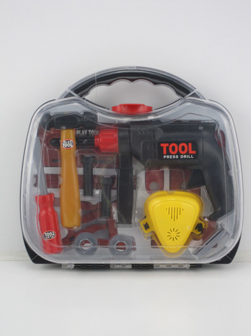 CARRY CASE DRILL TOOL SET