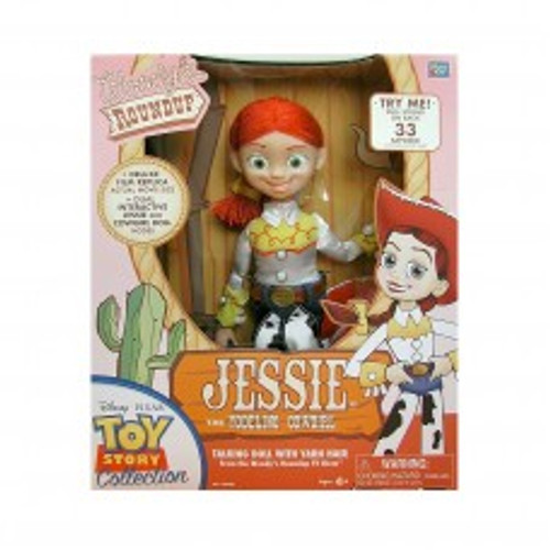 JESSIE THE YODELLING COWGIRL