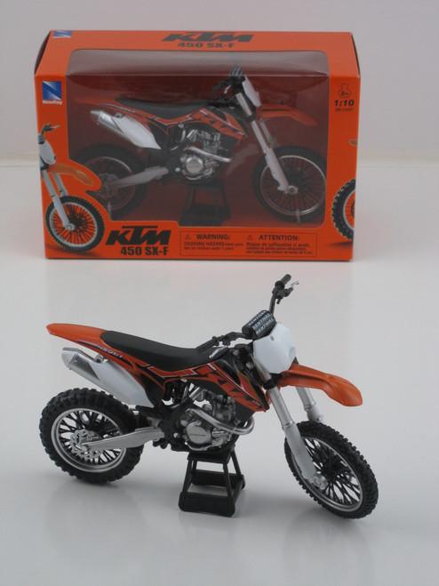 KTM 450 SX-F MOTOCROSS DIRT BIKE