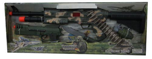 TOMMY GUN - BATTERY OPERATED