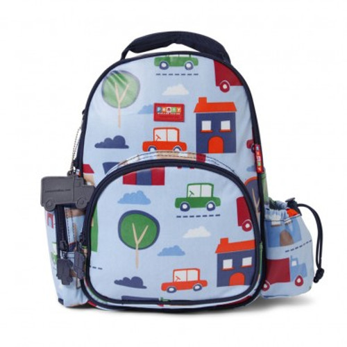 PENNY SCALLAN MEDIUM BACKPACK - BIG CITY