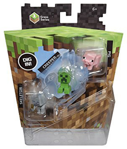 MINECRAFT MINI FIGURES SKELETO